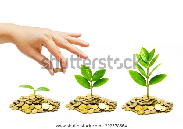 hand-giving-golden-coin-tree-600w-202578664